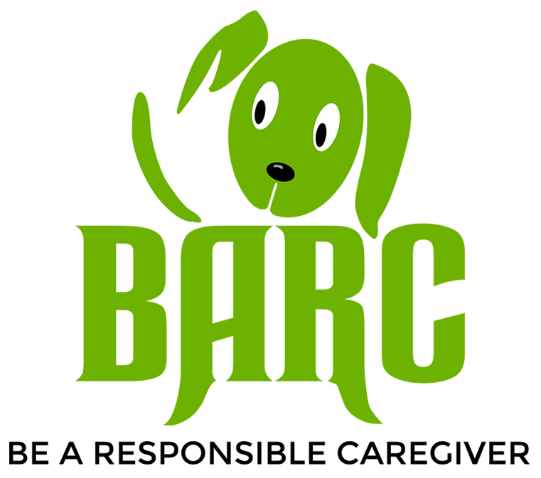 BARC logo _GreenDog_1color