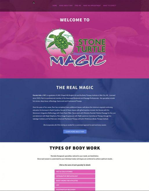 StoneTurtle_website