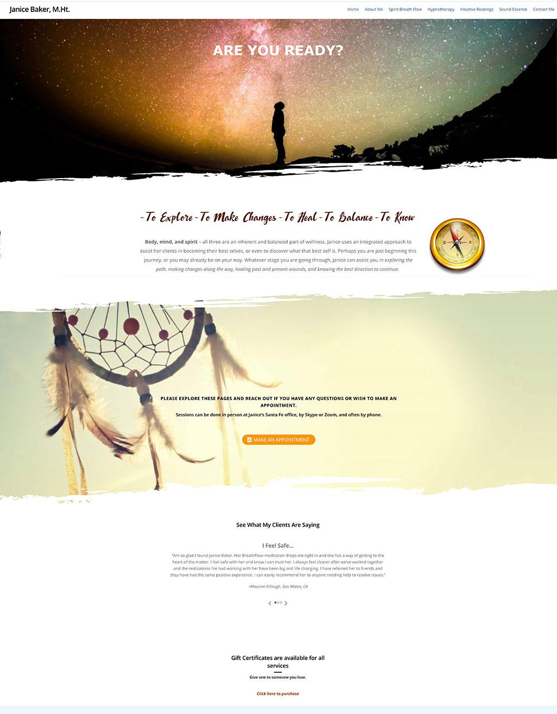 JaniceBaker-website